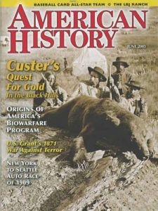 American History magazine subscription