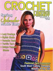 Inside Crochet is the UK's best crochet only magazine!