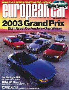 European Car Magazine Subscription