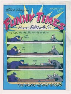 Funny Times Magazine Subscription