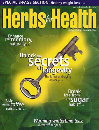 Herbs For Health Magazine Subscription