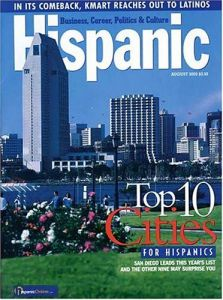 Hispanic Magazine Subscription