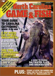 North Carolina Game and Fish Magazine