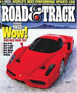 Road and Track Magazine Best Discount Subscription Deal on Internet