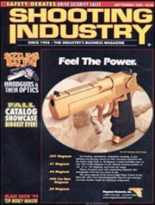 Shooting Industry Magazine Subscription