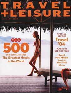 Travel and Leisure Magazine Subscription
