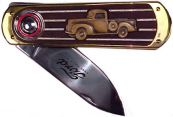 #RCWP11WD33TS 1940 Ford Pickup Pocket Knife